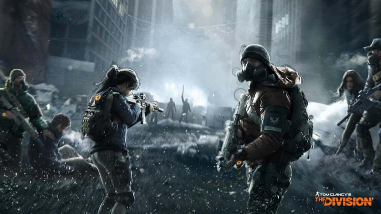 معرفی بازی Tom Clancy's The Division