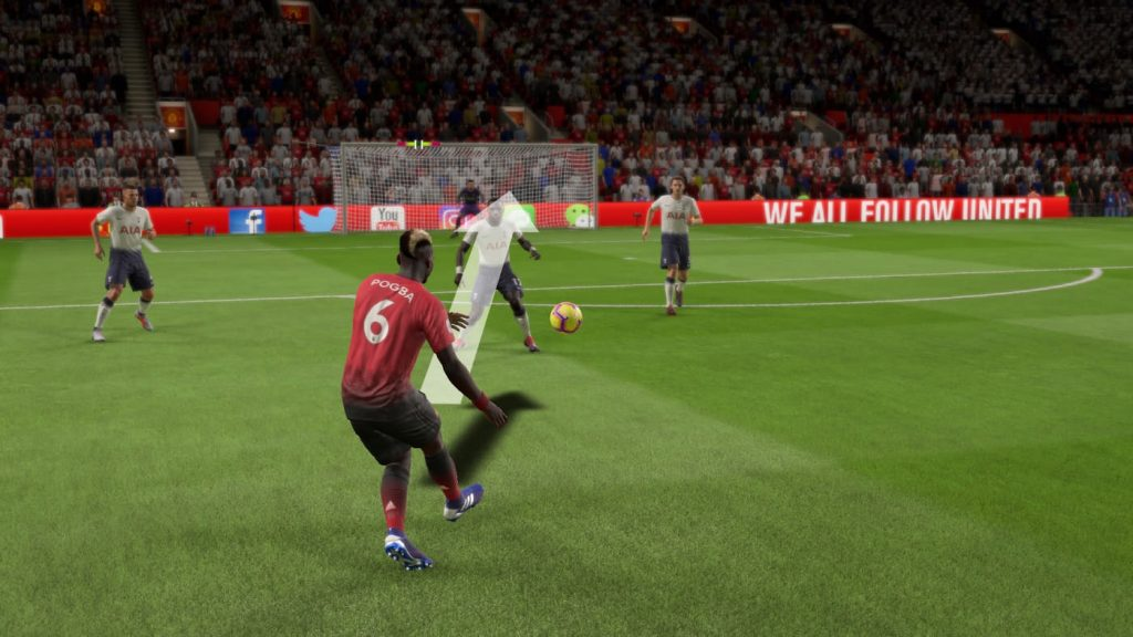 Timed Finishing بازی fifa 19