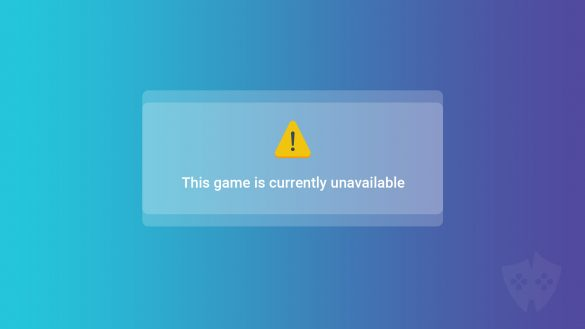 This game is currently unavailable