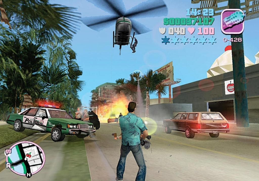 gta vice city pc cheat